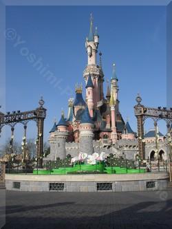 Disneyland Paris - 16 avril 2015