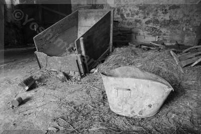 La ferme auberge du forgeron Loïc - Les étables