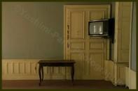 Résidence Gryffondor, la salle de télévision