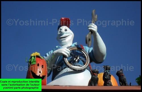 Les fantômes d'Halloween - Disneyland Paris 2015