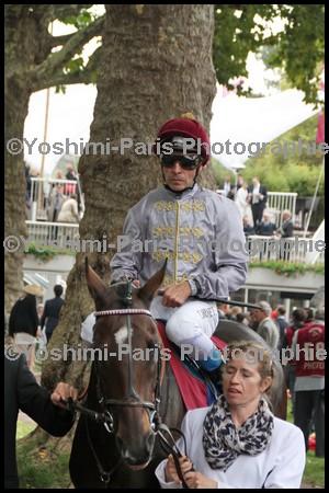 Thierry Jarnet - Qatar Prx de l'Arc de Triomphe